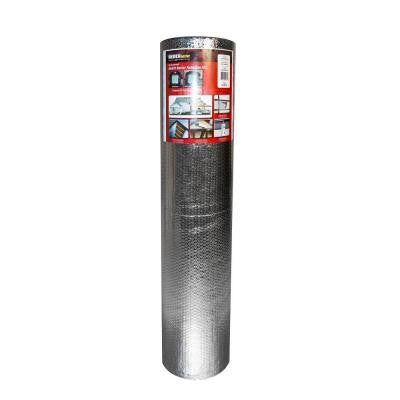 4 ft. x 25 ft. Single Reflective Insulation Roll with Single Air