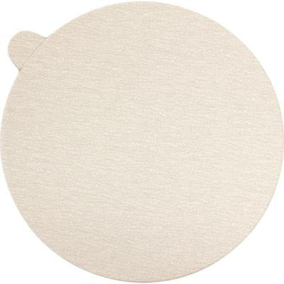 6 in. 180-Grit Pressure Sensitive Adhesive Round Abrasive Disc (10-Pack)