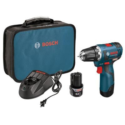 12-Volt Max EC Brushless Lithium-Ion 3/8 in. Drill/Driver