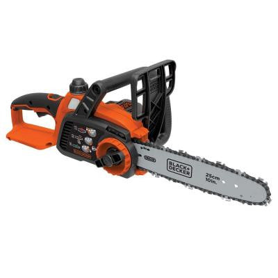 10 in. 20-Volt Max Li-Ion Cordless Chainsaw (Tool Only)