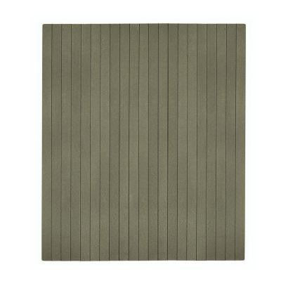 Natural Composite 41 in. x 48 in. Chair Mat with No Lip