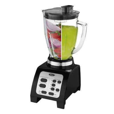 Fusion 7-Speed Pre-Programmed Blender with 6-Cup Glass Jar in Black