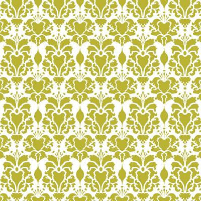 45 in. x 45 in. Hillsborough Damask Wall Stencil