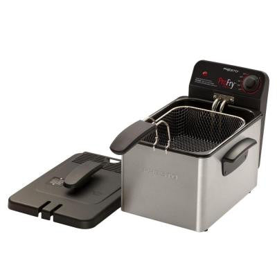 Stainless Steel Pro Fry Deep Fryer