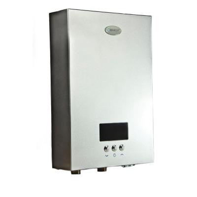 5.0 GPM Electric Tankless Water Heater - 24 kW 220-Volt