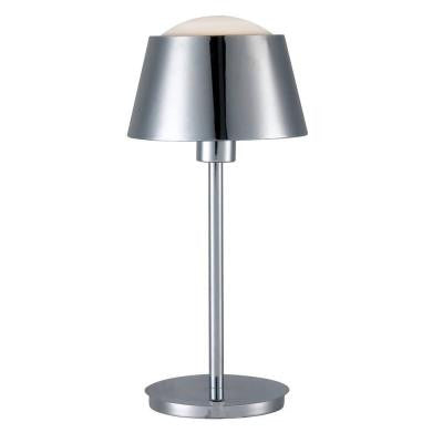 Kramer 19 in. Chrome Desk Lamp