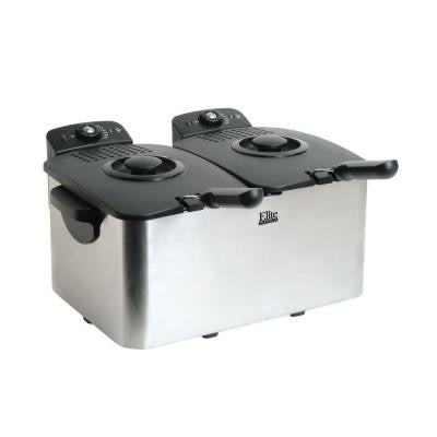 Platinum 6 qt. Deep Fryer in Stainless Steel