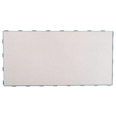 Linen 12 in. x 24 in. Porcelain Floor Tile (8 sq. ft. / case)