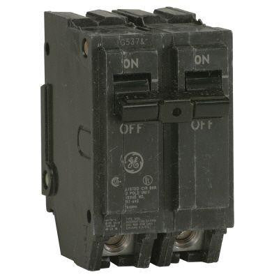 Q-Line 15 Amp 2 in. Double Pole Circuit Breaker