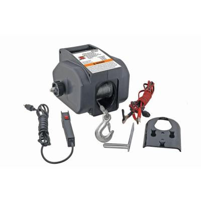 1 Ton Portable Electric Winch