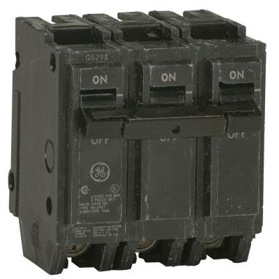 Q-Line 50 Amp 3 in. Triple-Pole Circuit Breaker