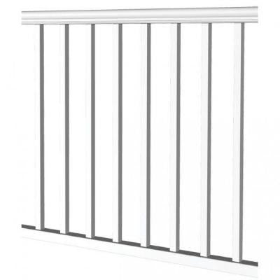 8 ft. x 36 in. Level Rail Kit for 1-1/4 in. Square Baluster