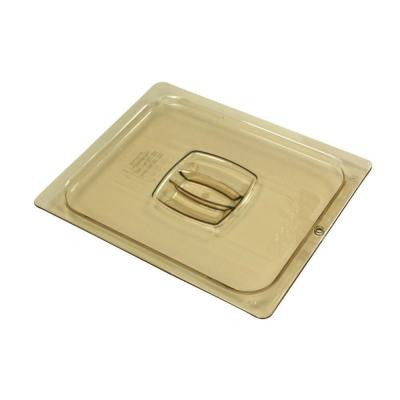 1/2 Size Hot Food Pan Cover with Peg Hole