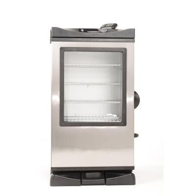 30 in. Digital Electric Smoker with Window