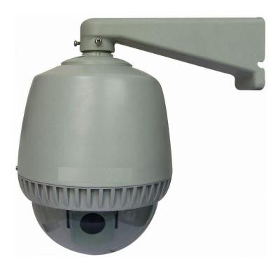Wired Speed Dome Indoor/Outdoor Security Camera