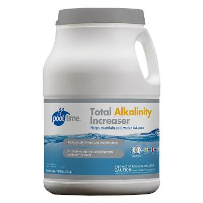 10 lb. Total Alkalinity Increaser (4-Piece per Case)