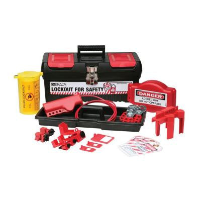 Personal Valve and Electrical Lockout Kit
