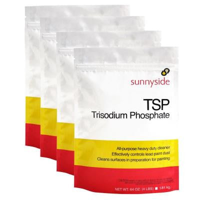 16 lb. TSP Heavy Duty Cleaner in 4 lb. Resealable Pouches