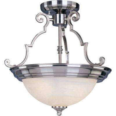 Essentials - 584x-Semi-Flush Mount