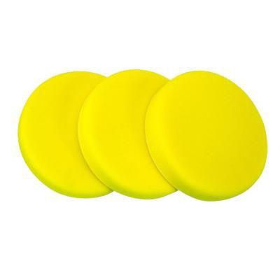6 in. Hook and Loop Foam Polishing Pads (3-Pack)