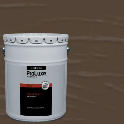 5-gal. #HDGSIK710-214 Hickory Rubbol Solid Wood Stain