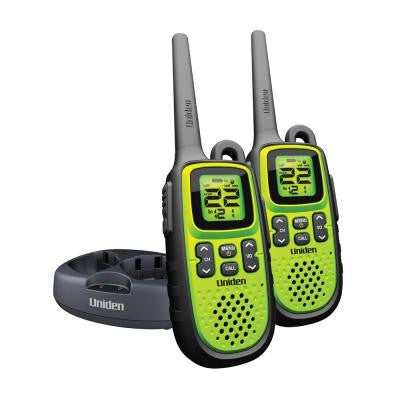 28-Mile FRS/GMRS Waterproof (JIS 4) Radio