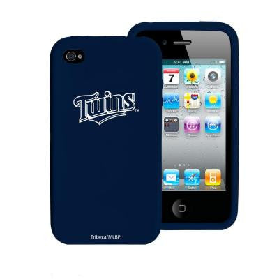 Minnesota Twins iPhone 4 Silicone Case