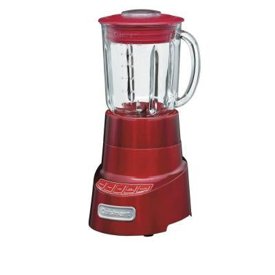 48 oz. SmartPower Deluxe Blender in Metallic Red