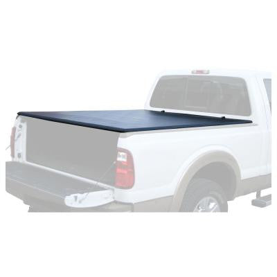 66 in. x 62.25 in. Vinyl Tonneau Truck Bed Cover for Ford F150