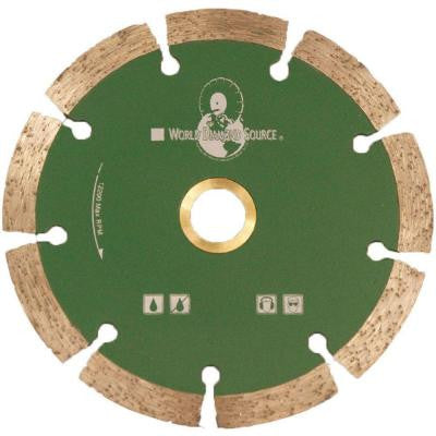 SX Series 10 in. Premium Dry Segmented Diamond Blade