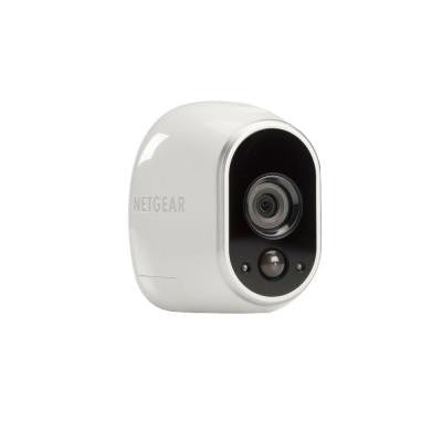 Arlo Smart Home Add-On Wireless 1280TVL Indoor/Outdoor HD Security Camera