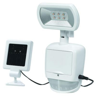 180° Solar White Outdoor LED Motion Security Light