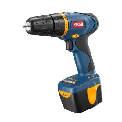 Reconditioned 9.6-Volt Cordless Drill Kit
