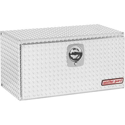36.62 in. Aluminum Compact Underbed Box