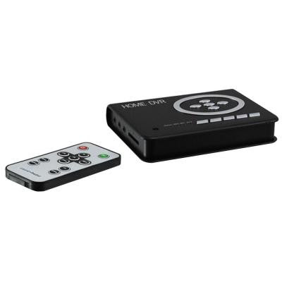 2-Channel Mini Digital Video Recorder with SD Card Slot Built-In