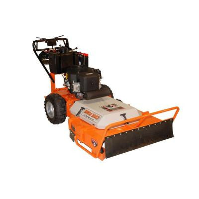 36 in. 20 HP Briggs & Stratton Professional Commercial Duty Hydro Walk-Behind Brush Mower