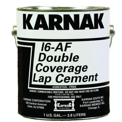 1 Gal. Double Coverage Lap Cement