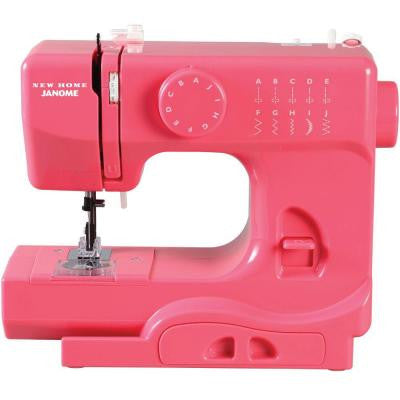 10-Stitch Lightning Sewing Machine in Pink