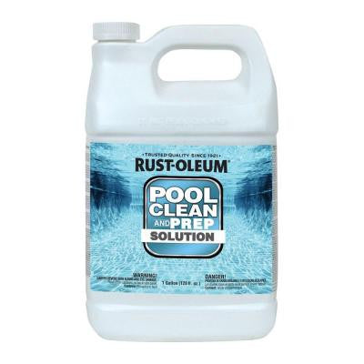 1-gal. Pool Clean and Prep Solution (4-Pack)