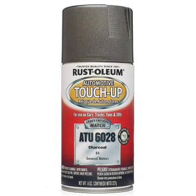 8 oz. Charcoal Auto Touch-Up Spray (Case of 6)
