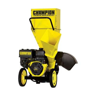 3 in. 338cc Gas Powered Chipper Shredder