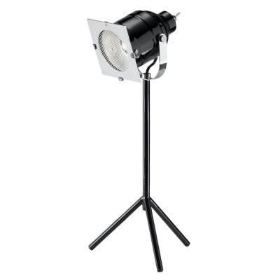 Starlet 14 in. H Black LED Desk Lamp