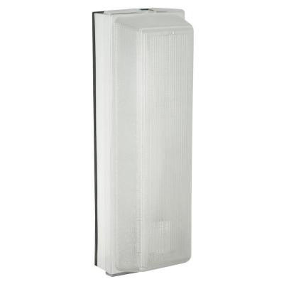 Lamarche 1-Light White Outdoor Wall Lantern
