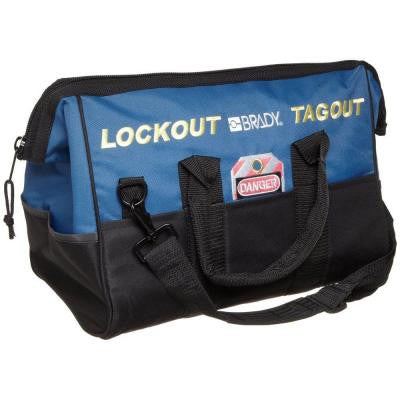 Lockout Duffle Bag with Shoulder Strap