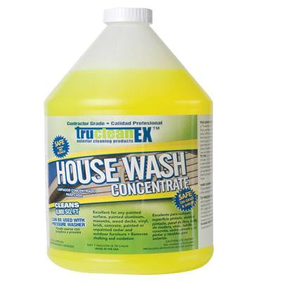 1-gal. TruCleanEX House Wash Cleaner Concentrate