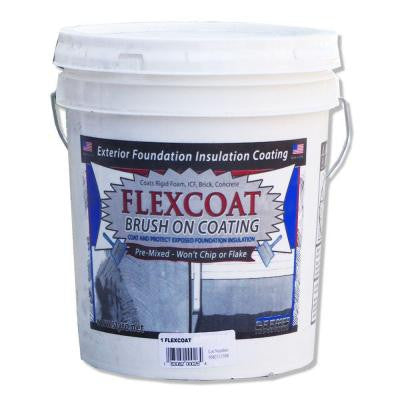 5 Gal. Linens FlexCoat Brush on Foundation Coating