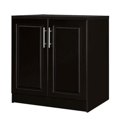 Select 2-Door Base Cabinet in Espresso