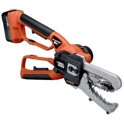 Alligator 6 in. 18-Volt Cordless Electric Chainsaw