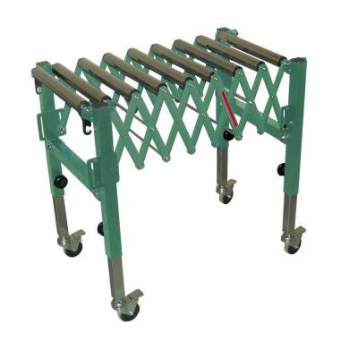 51.5 in. Heavy-Duty Flexible Roller Stand