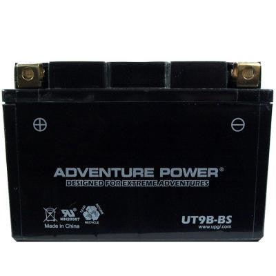 Dry Charge AGM 12-Volt 8 Ah Capacity K Terminal Battery